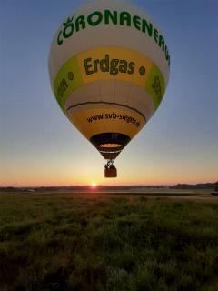Weltatlas Ballon